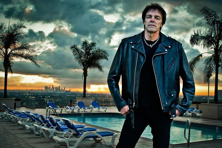 Richie Ramone at The Bowery Electric
