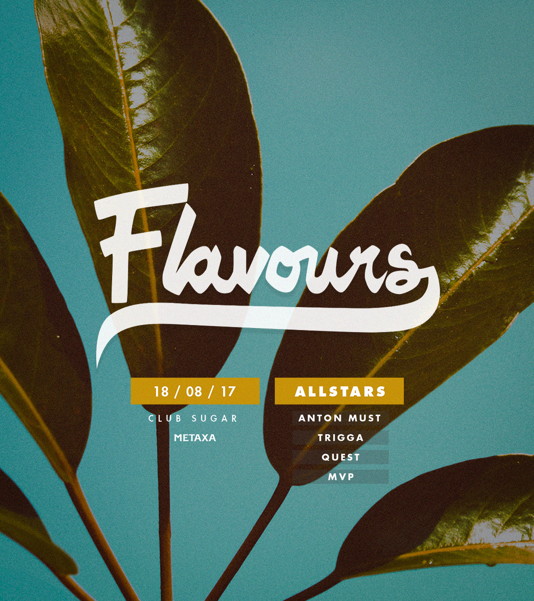 Flavours at Sugar