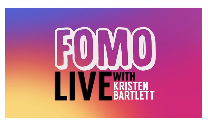 FOMO Live with Kristen Bartlett at Union Hall - Brooklyn