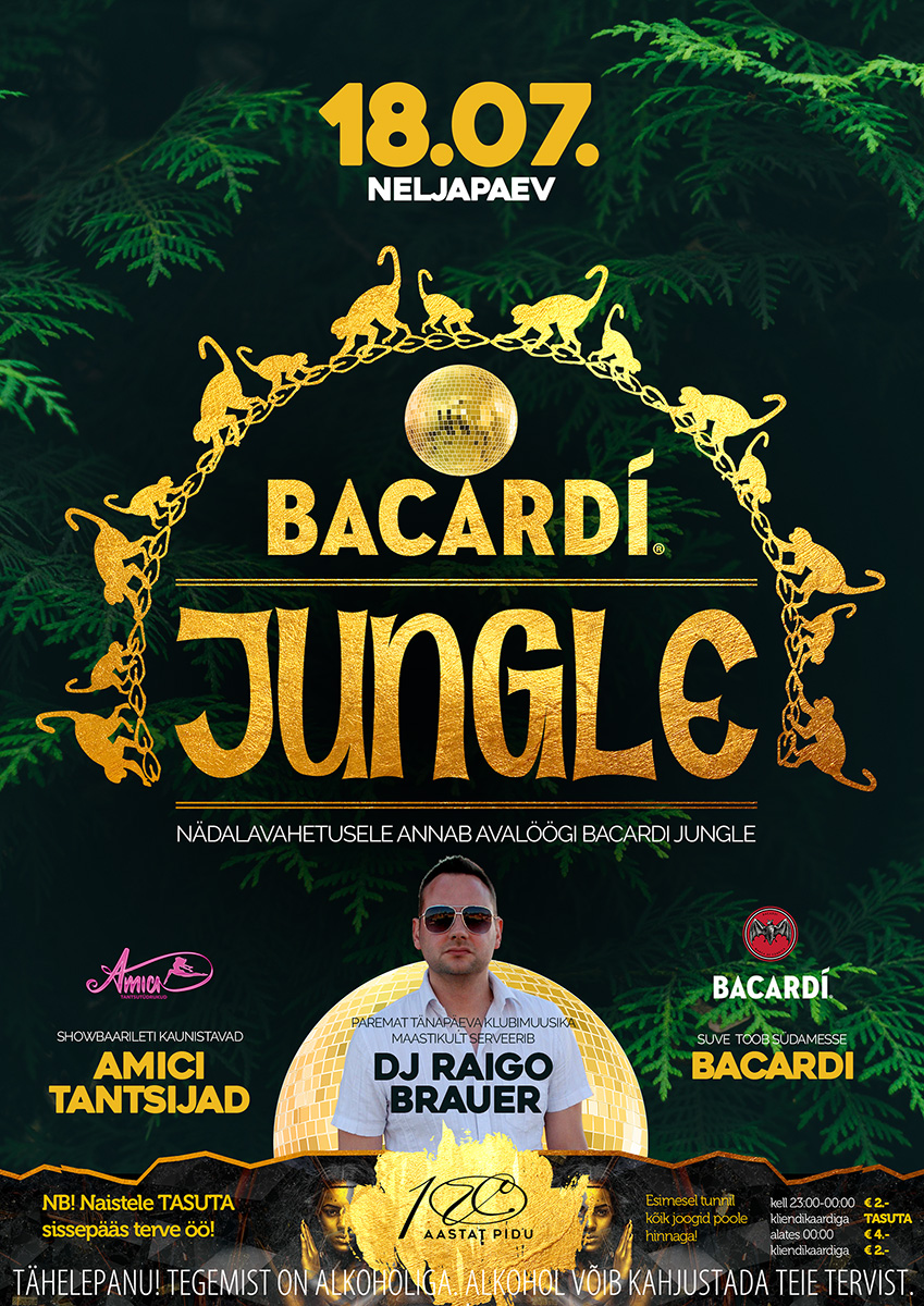 Bacardi Jungle