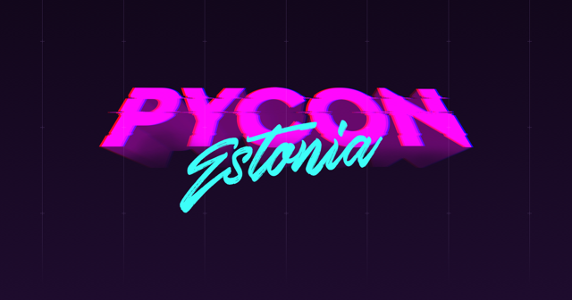 PyCon Estonia 2019