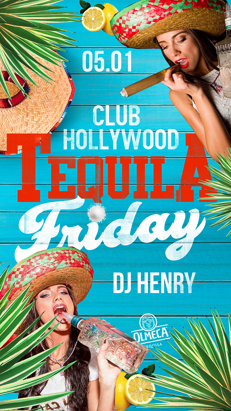 Tequila Friday 05.01