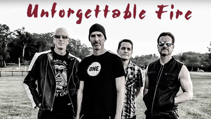 U2 Tribute: Unforgettable Fire
