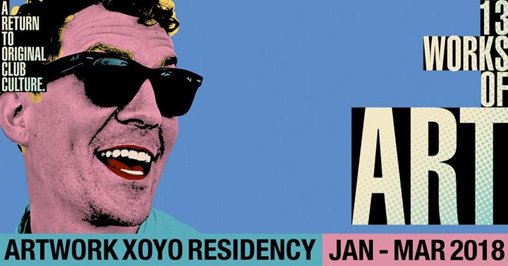 Artwork - XOYO Residency
