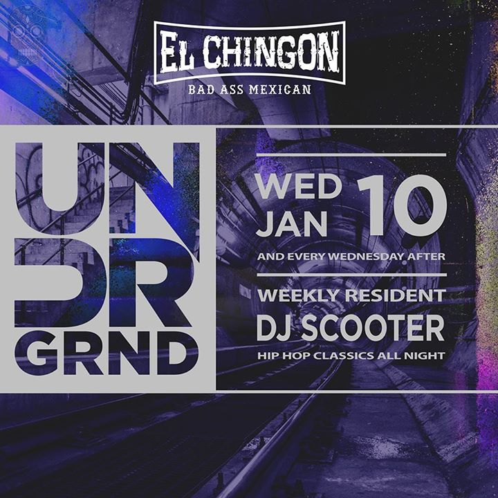 Undrgrnd Wednesdays Grand Opening