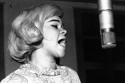 Jazz.ee LIVE: Etta James 80