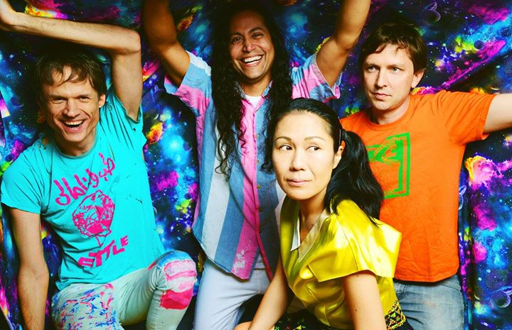 Deerhoof meet Wadada Leo Smith, Nicole Mitchell Maroon Cloud
