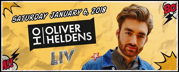 Oliver Heldens LIV - January 6th